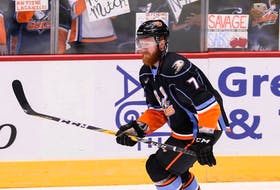 San Diego Gulls photo — After starting this season with the AHL's San Diego Gulls, defenceman James Melindy has been sent to the ECHL's Utah Grizzlies.