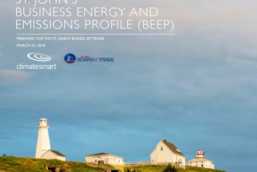 The St. John's Business Energy and Emissions Profile (BEEP)