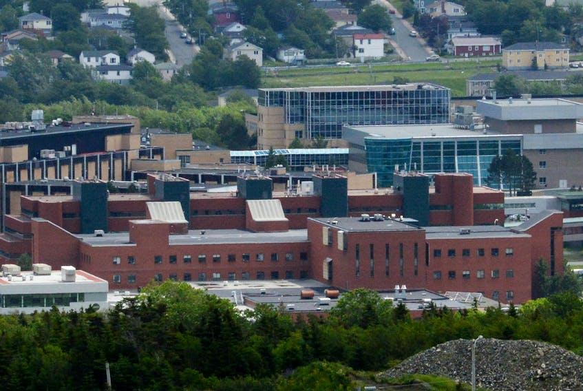 Memorial University's St. John's campus.