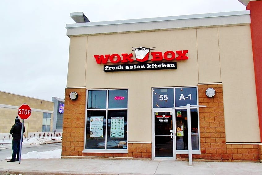 The Wok Box is quick, cozy and provides speedy takeout,