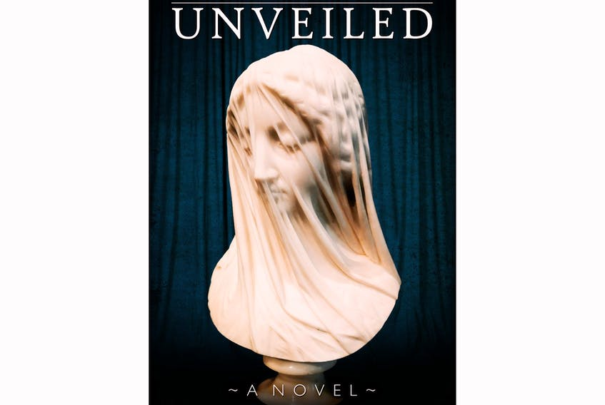 """""""Unveiled,"""" By Carolyn Morgan; Flanker Press; $19.95;  232 pages."""