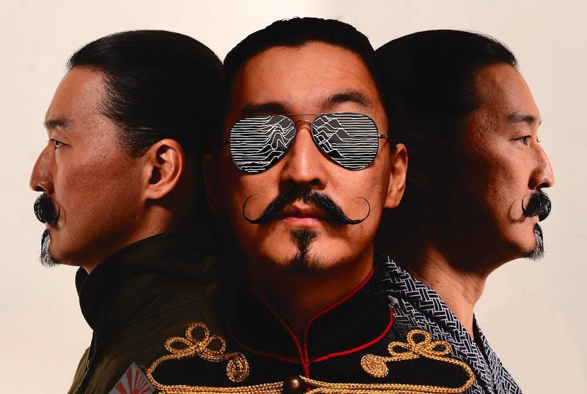 "Tetsuro Shigematsu's one-man show ""Empire of the Son"" runs at the LSP Hall in St. John's until Nov 26."