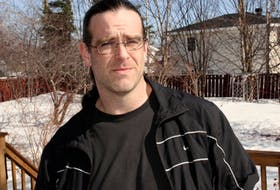 Andrew Abbass finally has the court ruling he was waiting nearly 10 months for, which says there was no justification for his six-day detention at a Corner Brook psychiatric facility in 2015. — Leo Abbass photo