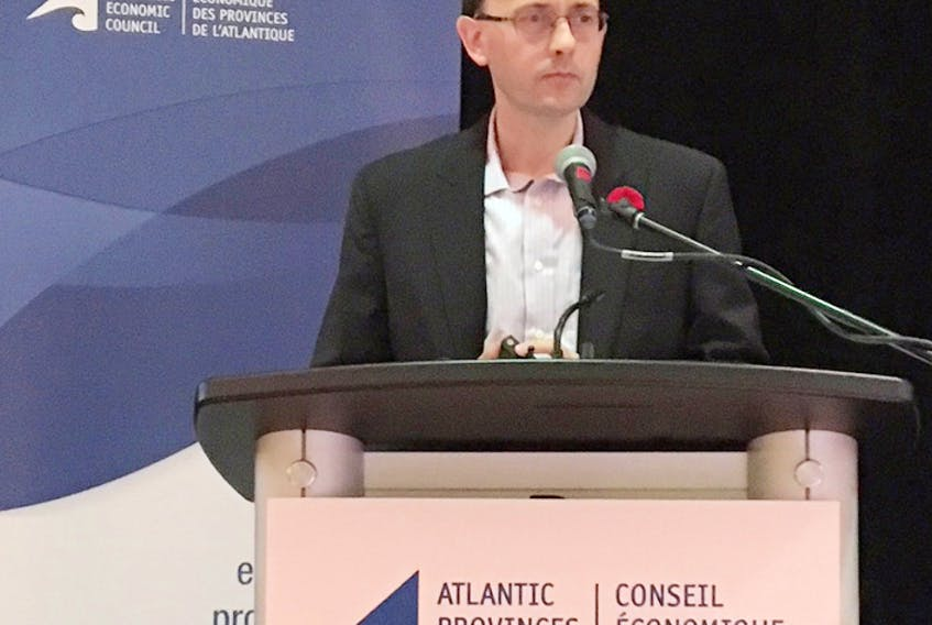 Things are looking up for Newfoundland and Labrador in 2018, according to David Chaundy, director of research for the Atlantic Provinces Economic Council.