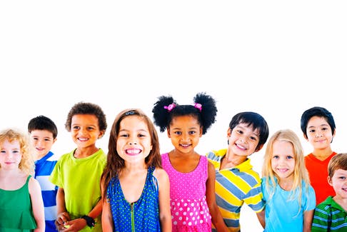 On International Women's Day, March 8, British Columbia became the second Canadian province to permit children on the floor of its legislature. — Stock photo