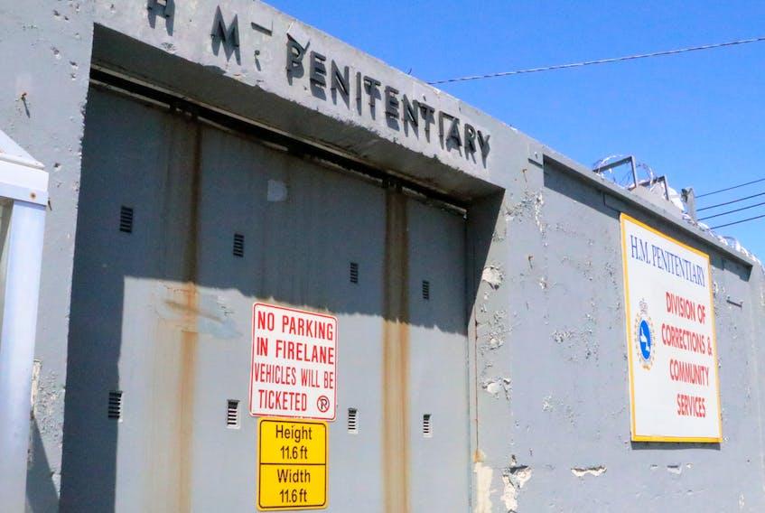 Her Majesty's Penitentiary in St. John's. — Glen Whiffen/The Telegram