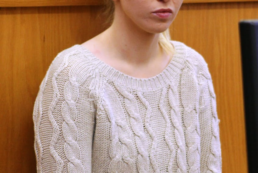 Anne Norris, 30, awaits closing arguments in her first-degree murder trial to begin at Newfoundland and Labrador Supreme Court Thursday morning. After a month of testimony, the jury began its deliberations on a verdict around 4:30 p.m. Thursday.