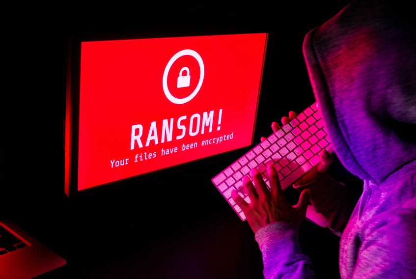 Business, municipalities and institutions have all been victims of ransomware attacks in Canada. —