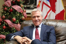 Premier Dwight Ball sits down with the Telegram to reflect on 2019: the good, the bad and the hockey.