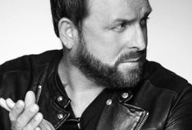 Johnny Reid will be playing at the Mile One Centre in St. John's this spring. Submitted photo.