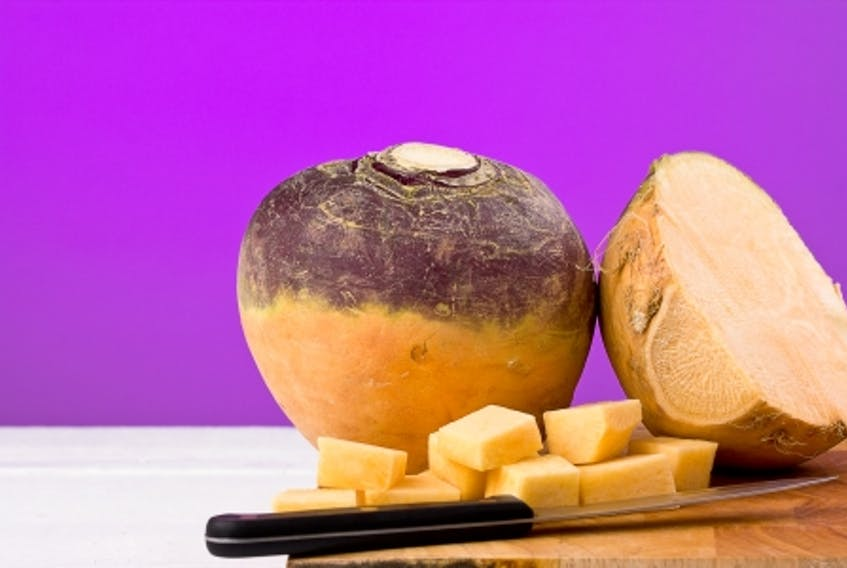 Turnip is a popular addition to many fall meals.