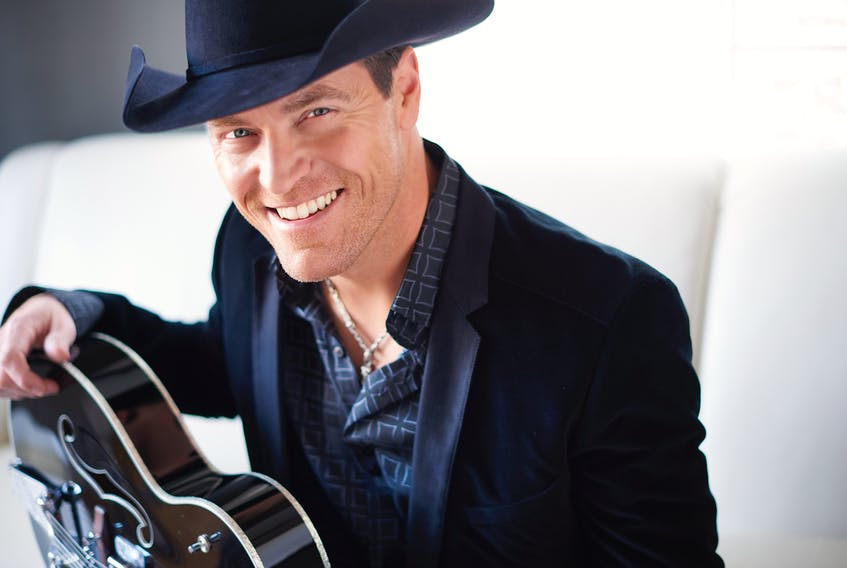 George Canyon will be among those participating in the P.E.I. Celebration of Hope this weekend in Charlottetown.