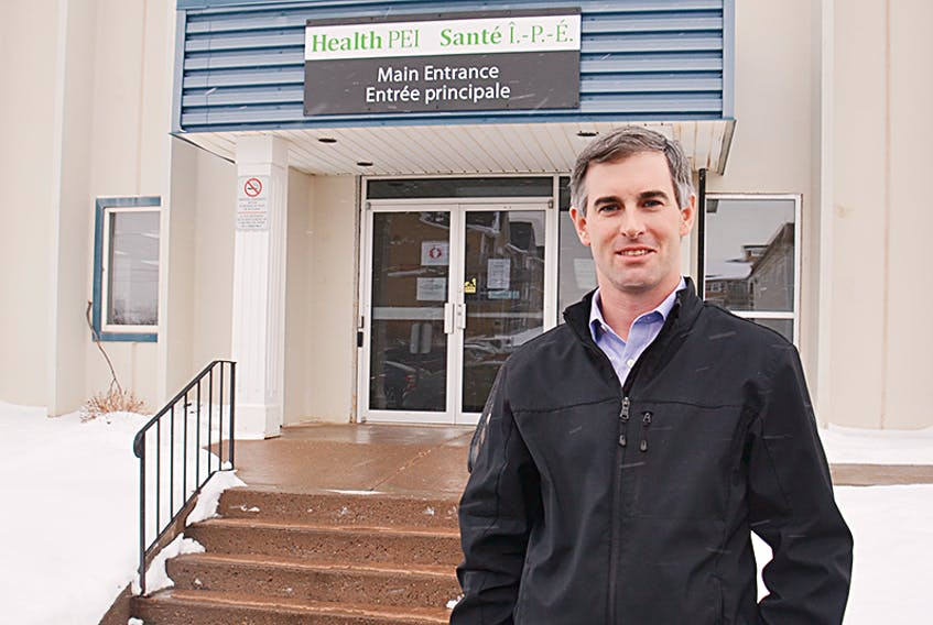 Morell-Mermaid MLA Sidney MacEwen is calling on government to make Health P.E.I. board meetings more accessible to the public. With a $660-million budget, the public has a right to know how decisions are being made, MacEwen says.  ©THE GUARDIAN