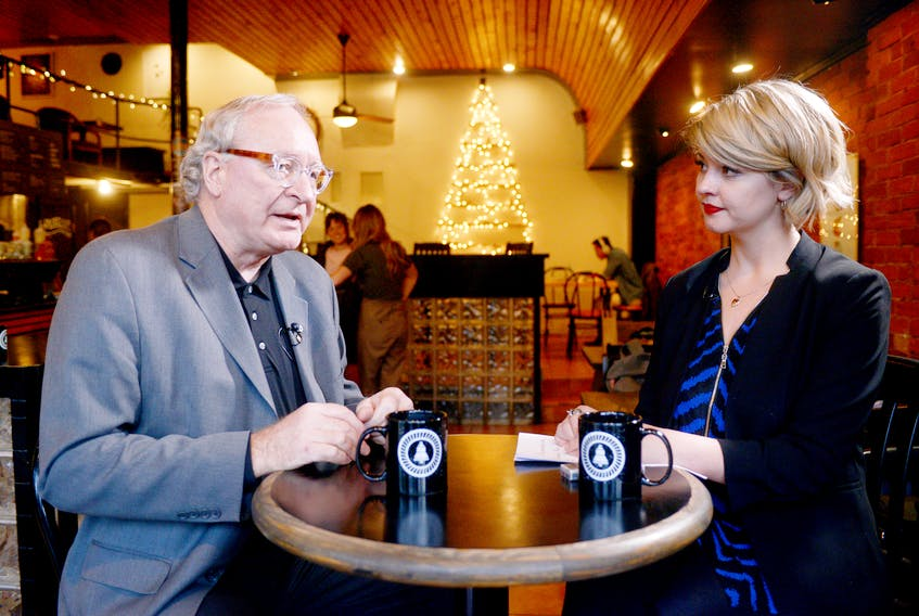 The Guardian's chief political reporter Teresa Wright sat down with P.E.I. Premier Wade MacLauchlan for our annual year-end interview at Receiver Coffee Co. in Charlottetown.