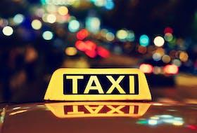 Taxi- 123RF