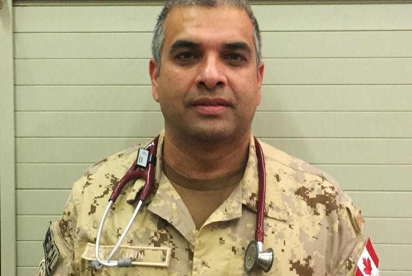 Dr. Trevor Jain -Submitted