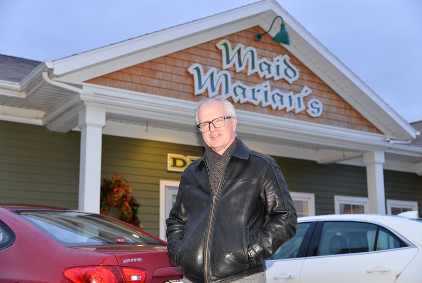Robert MacLellan, owner and pharmacist of the Sherwood Drug Mart, is the new co-owner of Maid Marian's Diner with his wife, Stephanie Drake. MacLellan bought the business from Peter and Wendy Walker. Wendy is MacLellan's sister.