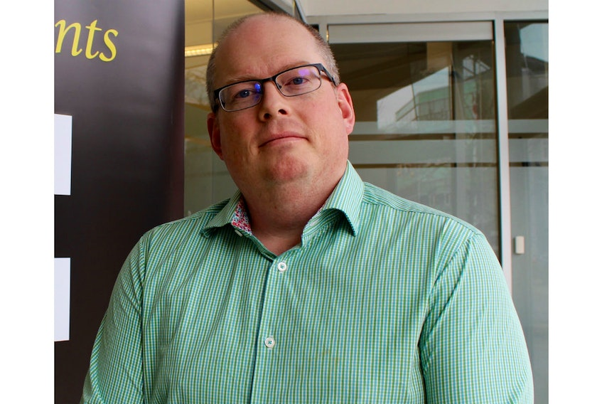 Tim Garrity is the chief electoral officer for Elections P.E.I.