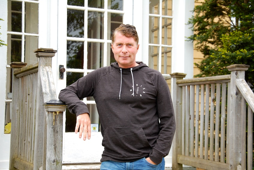 """Drug and alcohol addiction brought a sudden halt to Grant Matheson's days as a family physician in Charlottetown. Matheson says he is doing well today but does not see a return to something """"medical-wise'' for at least four or five years."""
