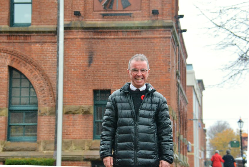 Charlottetown mayor-elect Philip Brown is no stranger to City Hall having served two terms as a councillor between 2001 and 2006. However, he will be assuming a new chair and office when council is officially sworn in on Dec. 6.