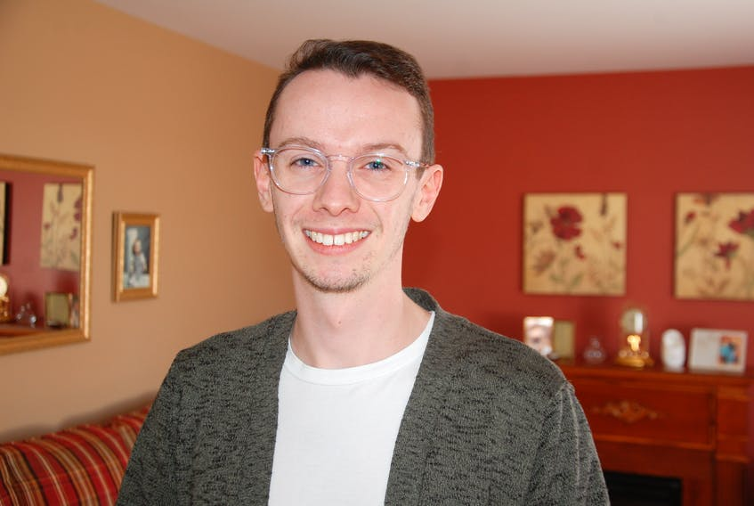 Darcy MacIsaac, 22, of Charlottetown says the mental health system in P.E.I. has failed him time and again as he has sought help to deal with anxiety, depression and suicidal ideation.