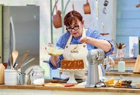 """Wendy McIsaac, formerly of New Waterford and now of Cornwall, P.E.I., is competing on """"The Great Canadian Baking Show"""" which premieres on CBC Sept. 19 at 8 p.m. Photo special to The Guardian/CBC"""