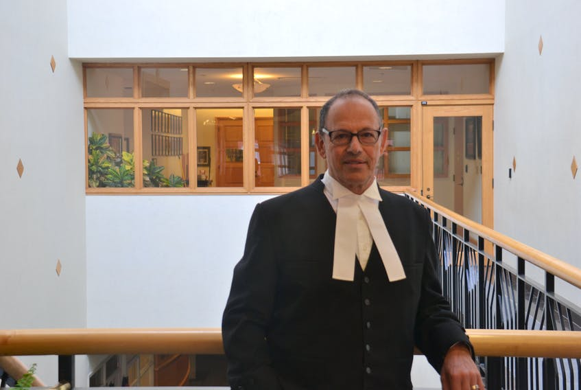 David Rosenberg is representing the Mi'kmaq Confederacy in an appeal being heard in Charlottetown this week involving the provincial government's sale of a Crown-owned golf course.
