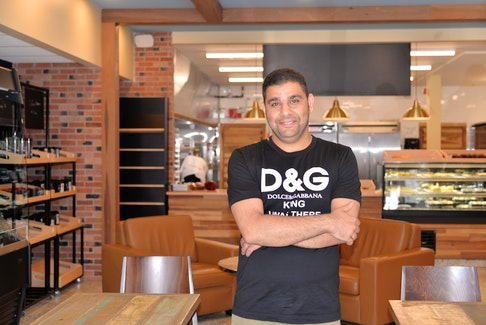 Mazen Aldossary is the owner of the Kettle Black, which recently opened a second location in Charlottetown at 135 Kent St.