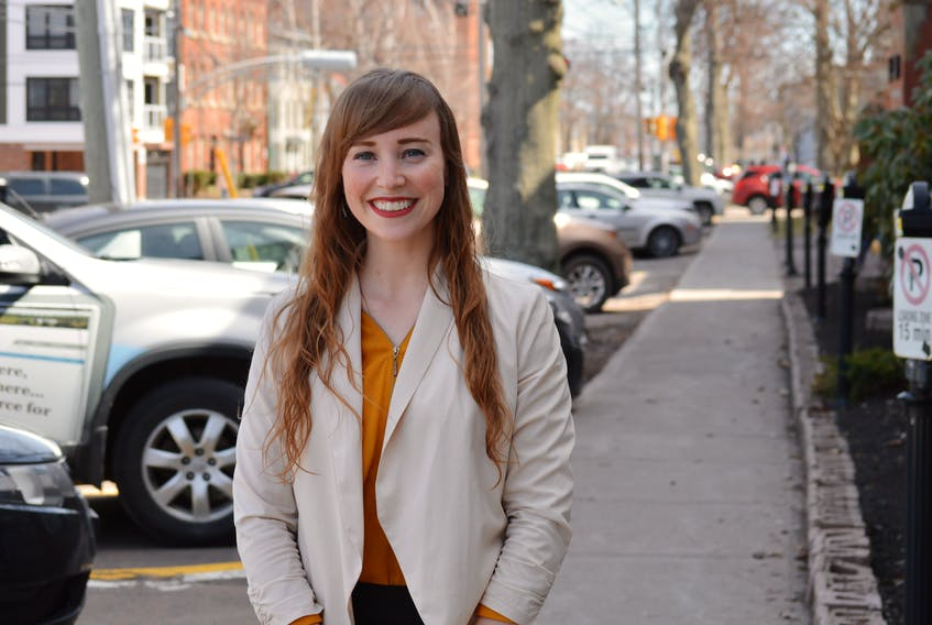 Liz Corney, one of the founder of Blooming House, is working on a plan for the group to open a homeless shelter for women in Charlottetown.