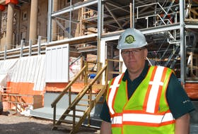 Greg Shaw, project leader for the Province House restoration project for Parks Canada, said the building is on schedule to be mostly complete by December 2021. The project cost has now jumped to $61.1 million.