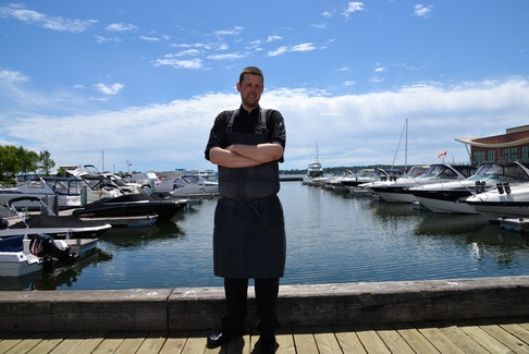 Jesse MacDonald, executive chef at Rodd Crowbush Golf and Beach Resort, has been named the Best of Sea's Chic Chef for 2018.