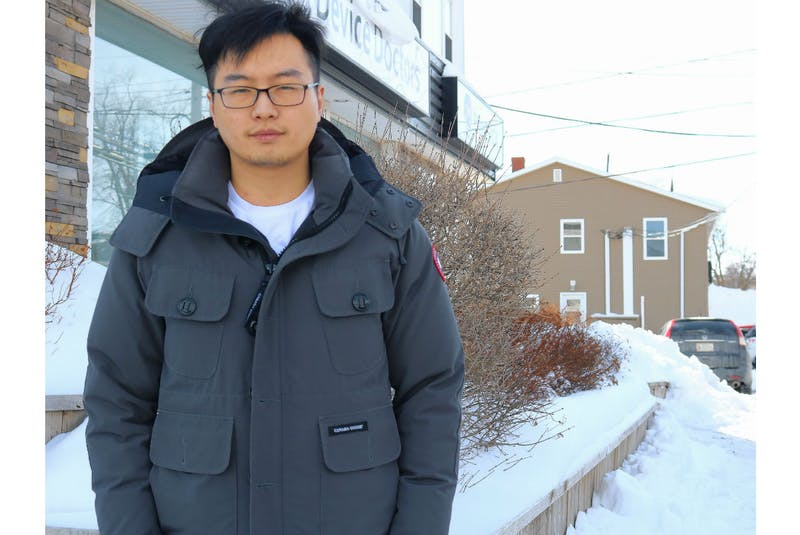 Mengzhou Gong recently had an eviction order thrown out after his landlord attempted to raise the rent by $100, well beyond the amount allowed under P.E.I. tenancy regulations. He is currently facing a second eviction order. - Stu Neatby