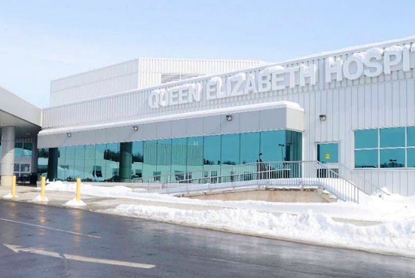 Exterior photo of the Queen Elizabeth Hospital in Charlottetown.  (Guardian File Photo)