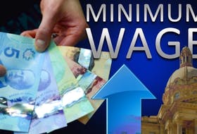 Aligning minimum wages across Atlantic Canada holds inherent dangers for P.E.I. workers. (File Graphic)