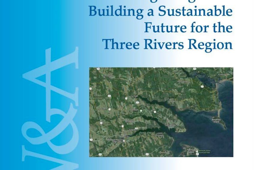 """The 2015 consultant's report """"Stronger Together"""" addressed the potential amalgamation of seven incorporated municipalities in the Three Rivers area. (File Photo)"""