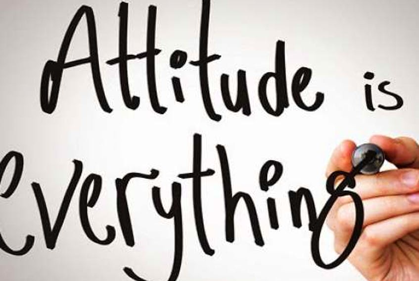 A positive attitude helps people overcome challenges.
