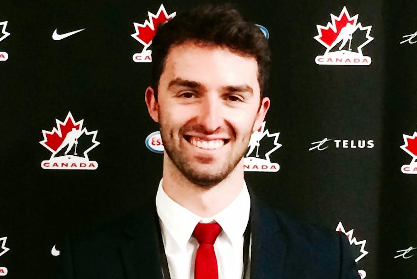 Jackson Slauenwhite was recently approved as a mental performance consultant and professional member of the Canadian Sport Psychology Association (CSPA).