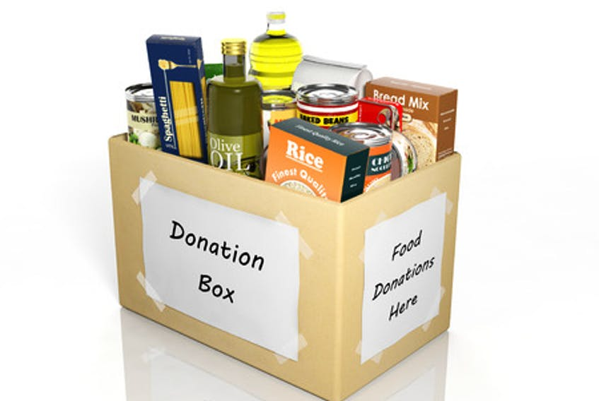 Islanders can take part in the Holiday Food Drive, which is underway until Dec. 24.