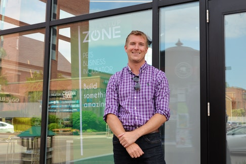 Patrick Farrar took over as Startup Zone's new CEO on Monday.