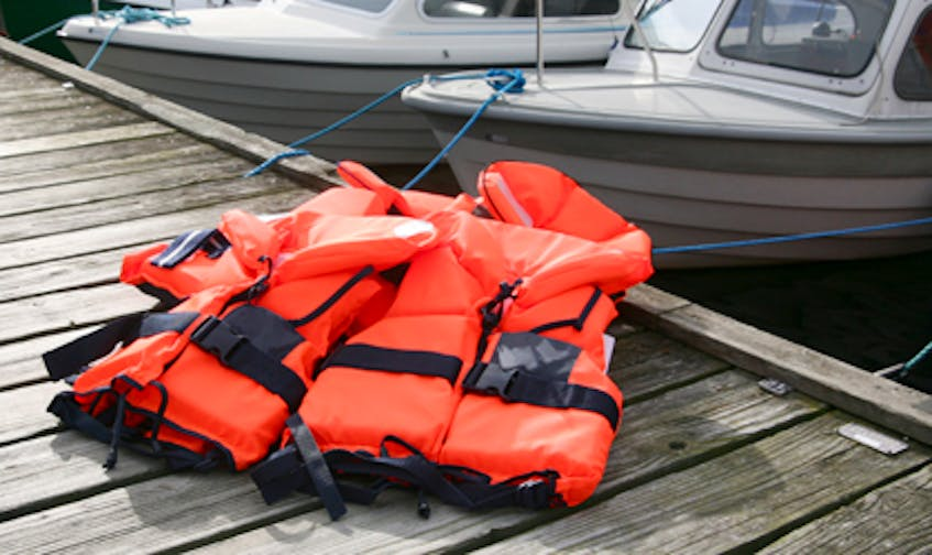 North American Safe Boating Awareness Week is kicking off Saturday, May 19 across Canada. - Contributed