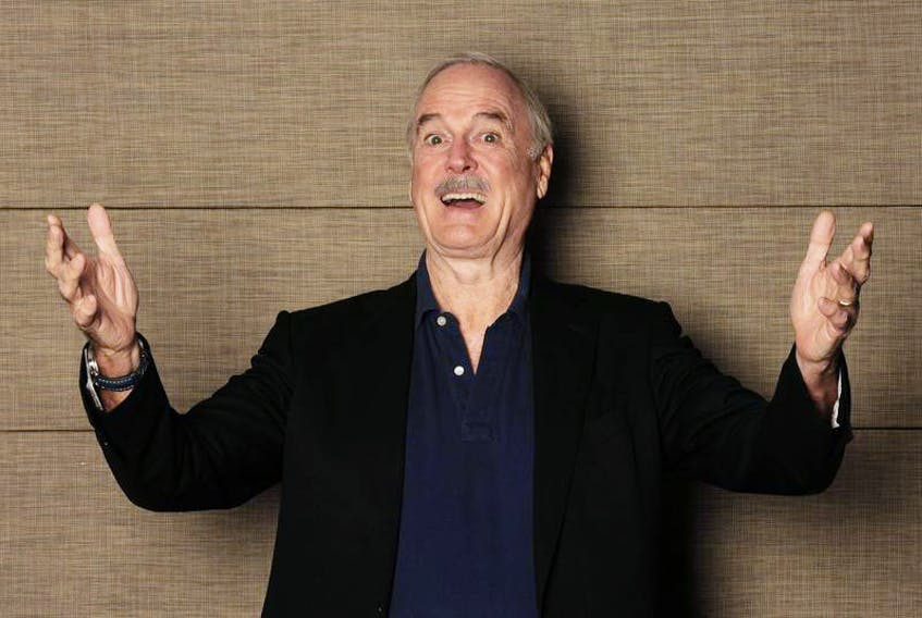 """John Cleese brings """"Why There is no Hope"""" to Charlottetown"""