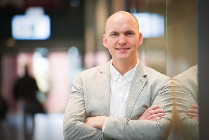 Josh MacFadyen is the Canada research chair in geospatial humanities at UPEI.