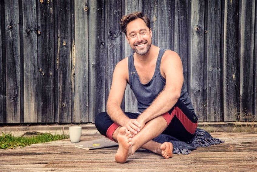 Joshua Lewis is a yoga and meditation teacher.