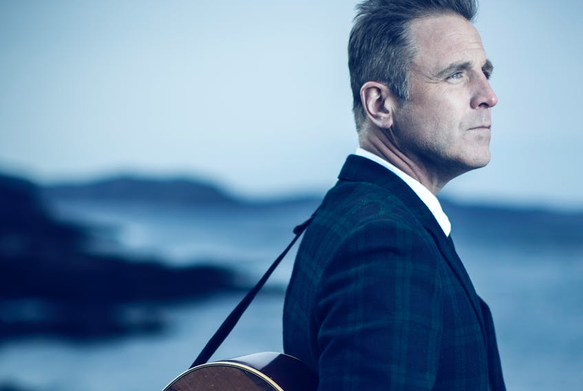 """Newfoundland singer-songwriter Séan McCann is bringing his show, """"Face to Face with Séan McCann"""", to Harmony House in Hunter River on Saturday, June 8."""