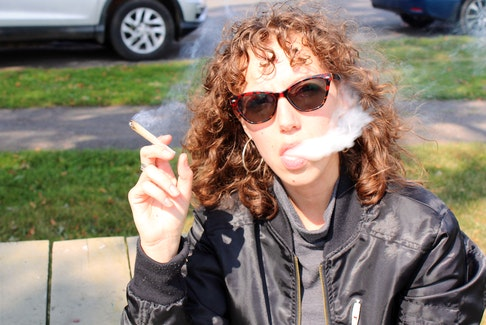 Annie MacEachern of Charlottetown, P.E.I., who consumes cannabis for medicinal purposes, says legalization of the drug is just the beginning. She says advocates need to continue pushing to get edibles and concentrates on the market.