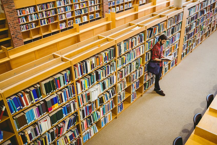 Libraries. The Guardian/123rf