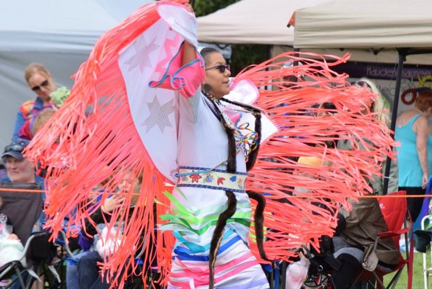 Millbrook's 19th annual powwow got underway Friday and continues through Sunday with lots of colour, music, food and tradition.