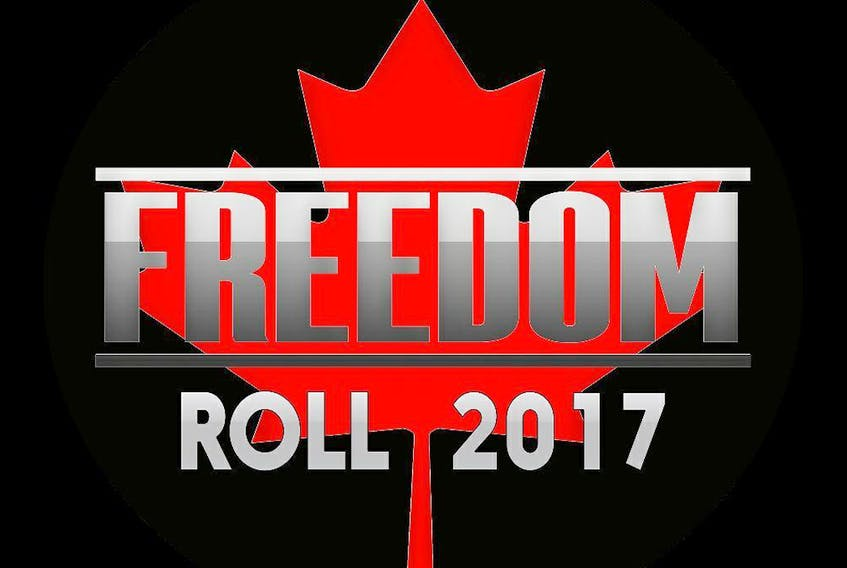 The Freedom Roll pay-per-view event will see eight Maritime athletes compete against others from all over, including competitors from Quebec, New Jersey and Tennessee.
