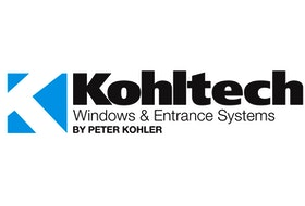 Peter Kohler Windows & Entrance Systems has transitioned itself to Kohltech Windows & Entrance Systems.