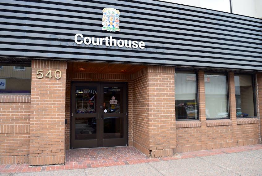 Provincial courthouse, Truro. HARRY SULLIVAN/TRURO NEWS